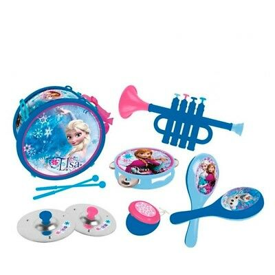 Set Frozen De Disney 6 Instrumentos