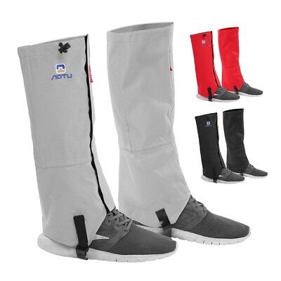 Outdoor Snow Leg Gaiters Leggings Wraps Cover Waterproof for Hiking Climbing New