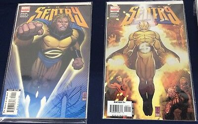 Marvel Comics The Sentry #1-5 2005
