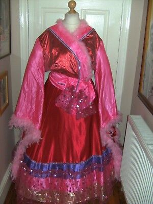 MENS PANTOMIME DAME COSTUME BY LEEDS CITYS Varieties THEATRE PANTO THEATRE SHOW