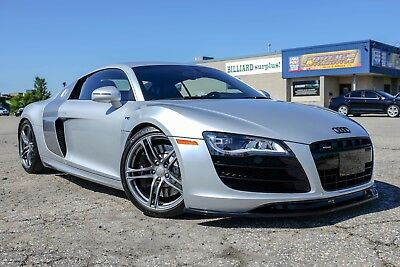 2010 Audi R8 V10 6 Speed Manual 2010 Audi R8 V10 6 Speed Manual