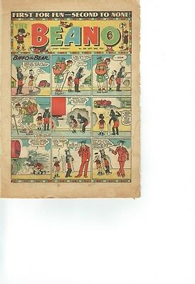 The Beano Comic From Sept 24 Th  1955 No 688