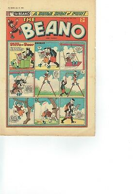 The Beano Comic From July 18Th  1959 No 887
