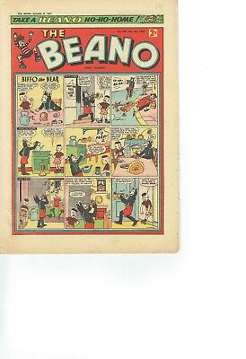The Beano Comic From Nov 9 Th  1957 No799