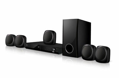 LG LHD427 Bluetooth 5.1-Channel Region Free DVD Home Theater System 110/240V NEW