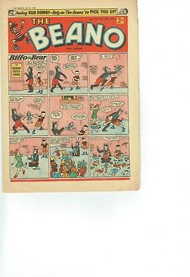 The Beano Comic From July 14 Th  1956 No 730