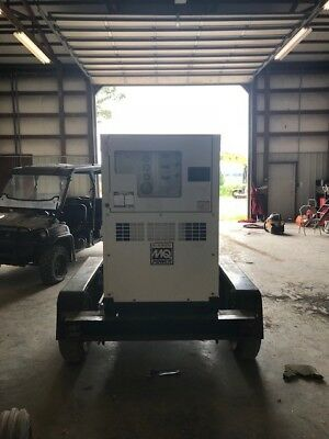 2009 MQ Power Whisper Watt Generator