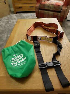 CARES Kids Fly Safe Aeroplane / Airline Child Harness