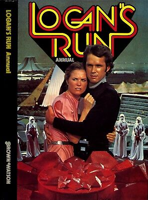 Logans Run /man From Uncle Dvd Rom Collection