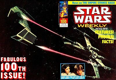 Star Wars Weekly /  Return of the Jedi  - DVD ROM Collection / 1978 - 1986