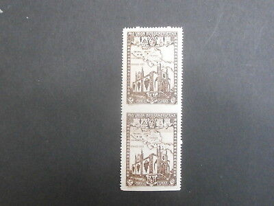 1930 Spain block 2 mint  2c postage stamps - Spanish-American Exhibition Seville