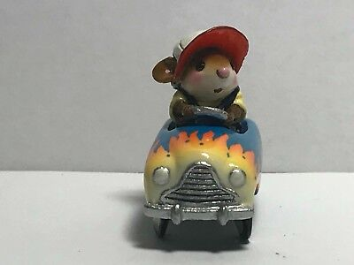 "Wee Forest Folk Folktoberfest ""Flame"" Pedal Pusher, retired"