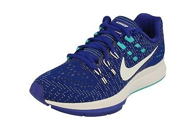 161ee20668474 NIKE FEMMES AIR Zoom Structure 19 Basket Course 806584 Baskets 402 ...
