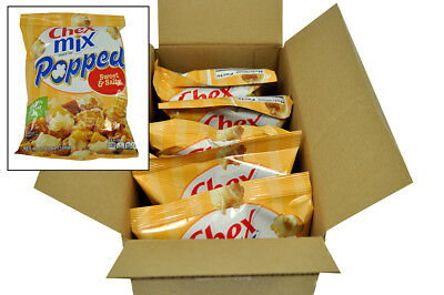 General Mills Sweet And Salty Chex Mix Popped Case 23.1oz (PACK OF 6)