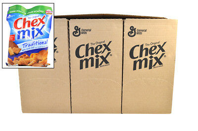 Chex Mix Traditional Snack Mix Case 43.75oz (PACK OF 6)