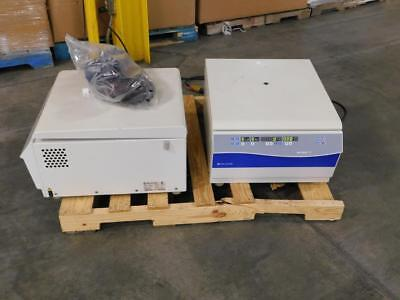 2 Fisher Scientific AccuSpin 3 Centrifuges (2185-18, 2186-18)