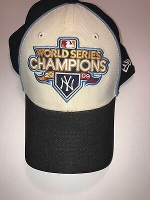 789a452d413 New Era 39thirty 2009 World Series Champions New York Yankees Baseball Hat  MLB
