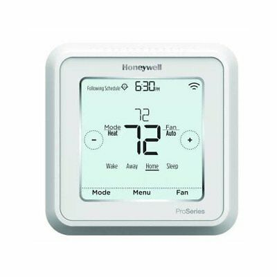 Honeywell TH6220WF2006/U Lyric T6 Pro Wi-Fi Programmable Thermostat with Stages