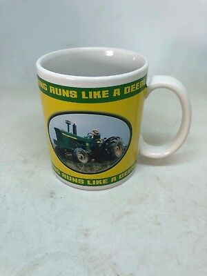 John Deere Coffee Mug Cup Collectible  2004 Collector Series #31251
