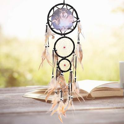 Hot Sale Dream Catcher With feathers Wall Hanging Decoration Decor Bead Ornament