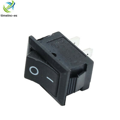 5PCS KCD1-101 Car Truck Boat Round Rocker 2 Pin ON OFF Toggle SPST Switch 125V