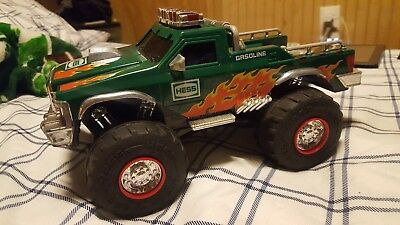 2007 Hess Toy Monster Pickup Truck with Working Lights