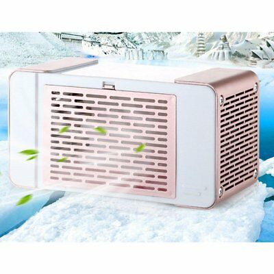 Portable Mini Air Conditioner USB Cool Bedroom Office Artic Desk Cooler Summer