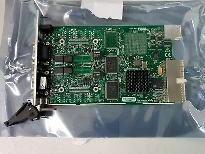 NI PXI-8512 National Instruments CAN Interface Device