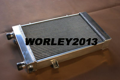 3 core aluminum radiator for Lotus Europa Coupe S1 S2 TC 1.5 1.6 1966-1976 MT