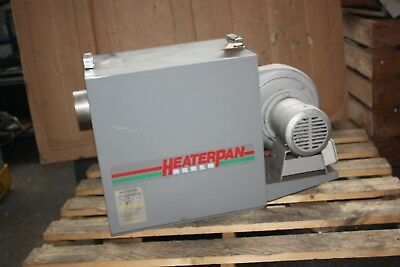 SOK HEATERPAN HKO-150 400V 3 phase 15kW 5S-7338 INDUSTRIAL AIR HEATER BLOWER