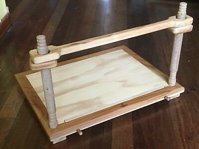 Bookbinding wooden Sewing Frame book binding tool