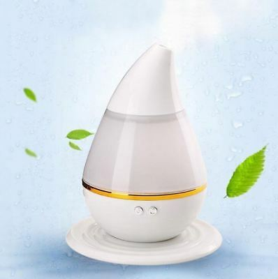 Aroma Licht Diffuser Ultraschall Luftbefeuchter Aromatherapie LED Humidifier