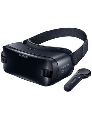SM-R324 Samsung Gear VR  Virtual Reality Brille mit Controller 3D/2D