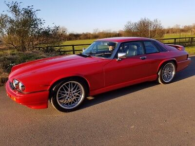 1989 Jaguar XJS - TWR recreation