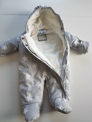 Topomini Baby Overall Winter Gr.56