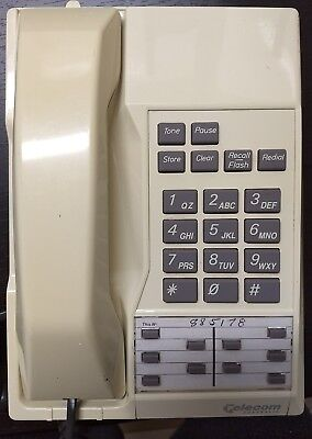 TELECOM Alcatel TOUCH PHONE Landline With Wall Mount Bracket & EXTRA!!