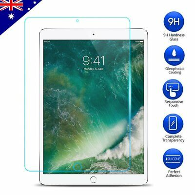 """HD TEMPERED GLASS SCREEN PROTECTOR FILM FOR APPLE NEW IPAD 9.7"""" AIR 1&2 Pro 9.7"""""""