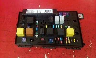 vauxhall astra h zafira b front bcm uec electric control fuse box lm 2004 -2010