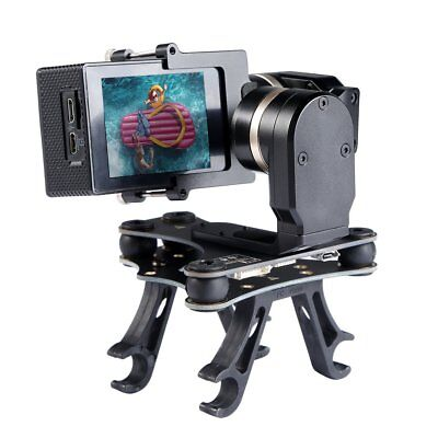 2-Axis Brushless Gimbal Mini2D / Mini 2D for Aircraft Aerial Photography LB