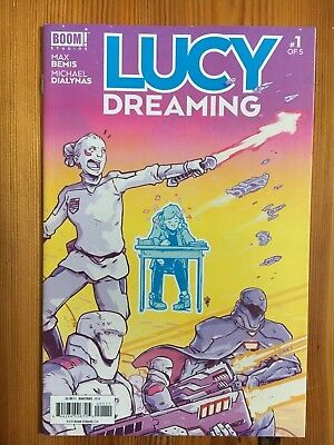 BOOM: Lucy Dreaming #1 (2018, Max Bemis)