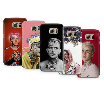 Lil Peep Rap Hip Hop Artist Personalised Phone case cover for Samsung K70