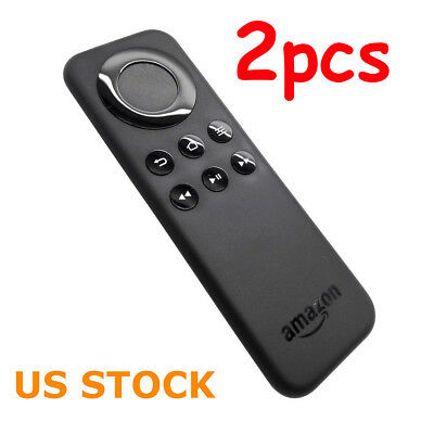 2X CV98LM Replacement Remote Control for Amazon Fire TV Stick US STOCK