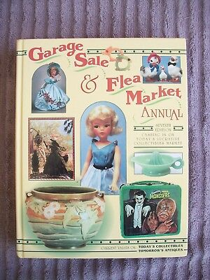 Garage Sale & Flea Market Collectibles Price Guide Book - 7th Edition