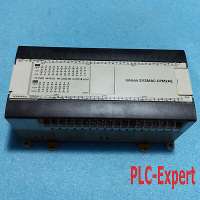 1pc USED  OMRON PLC CPM2AE-60CDR-A In Good Condition