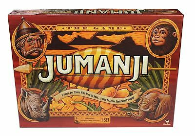 Cardinal Games Jumanji the Game Action NOT FULL SIZE w