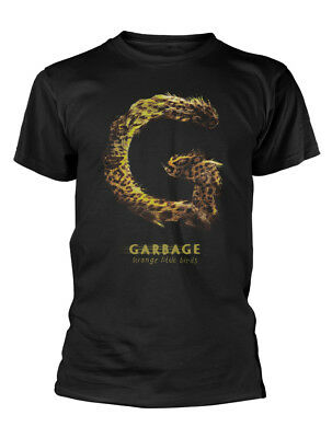 Garbage 'Strange Little Birds' T-Shirt - NEW & OFFICIAL!