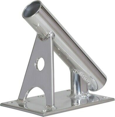 Lee's MX Pro 45 DEG Centre Rigger Holder - for boats with hard tops / towers