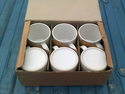 John Deere Coffee mugs lot of 6 Model D Go with the Green Service Mug Cup Gift