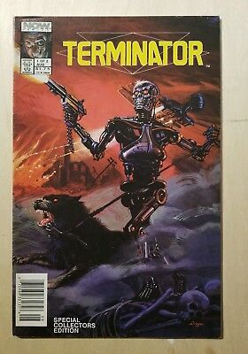 Terminator Special Collectors Edition Now Comics- Issue 1 Of (2) - 1990