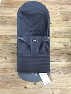 Baby Bjorn Bouncer Bliss - Grey Used for 2 months